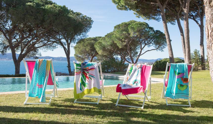 Notre sélection des plus belles serviettes de plage