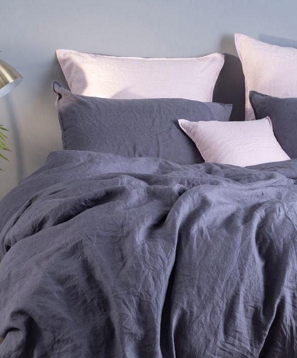 5 bonnes raisons d'adopter un linge de lit en lin