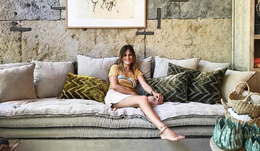 Cécile Siméone : « la décoration permet de donner plus d'impact au linge de maison »
