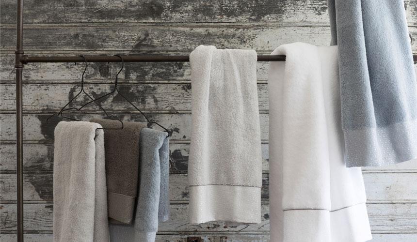 linge de bain comment bien choisir sa serviette mon. Black Bedroom Furniture Sets. Home Design Ideas