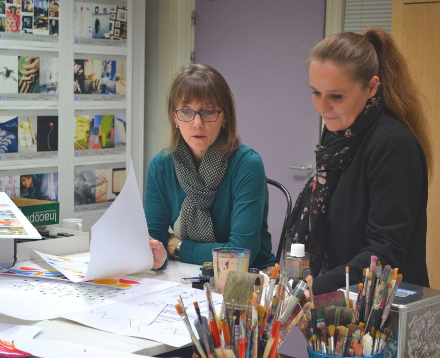 Rencontre avec Murielle et Laetitia, stylistes chez Carré Blanc