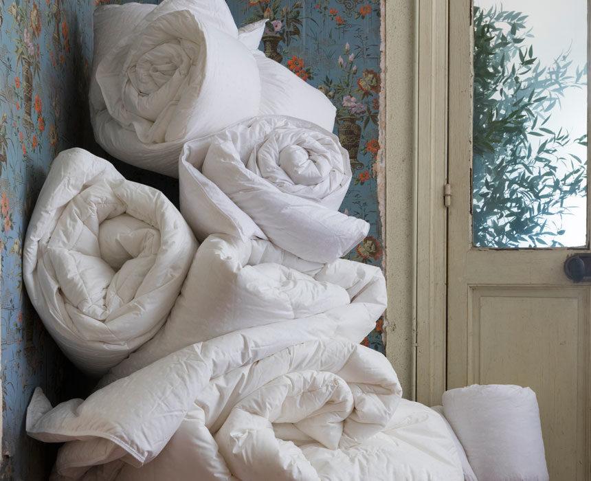 Laver sa couette : le guide pour entretenir son linge de lit