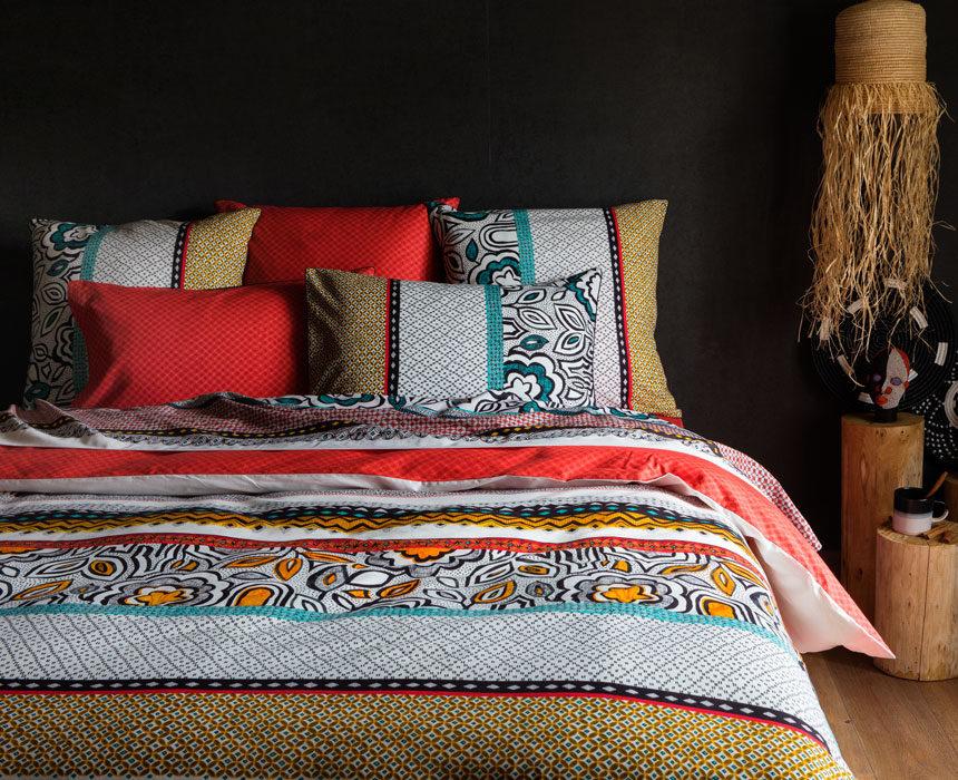 Déco chambre : les parures de lit les plus tendances !