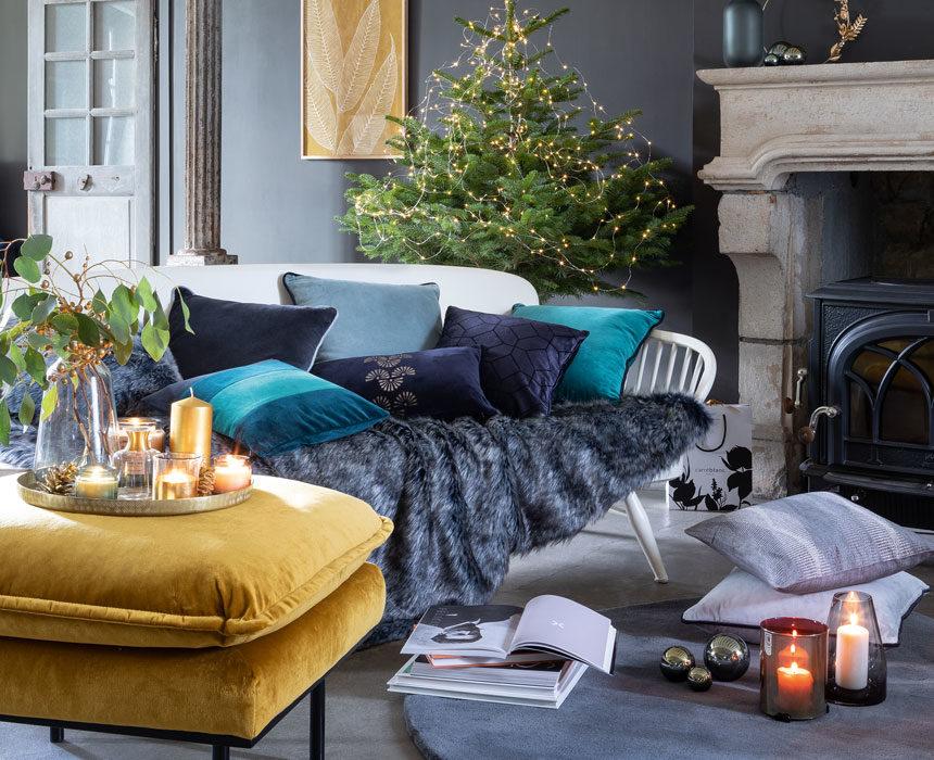Déco de Noël : illuminez votre intérieur pendant les fêtes