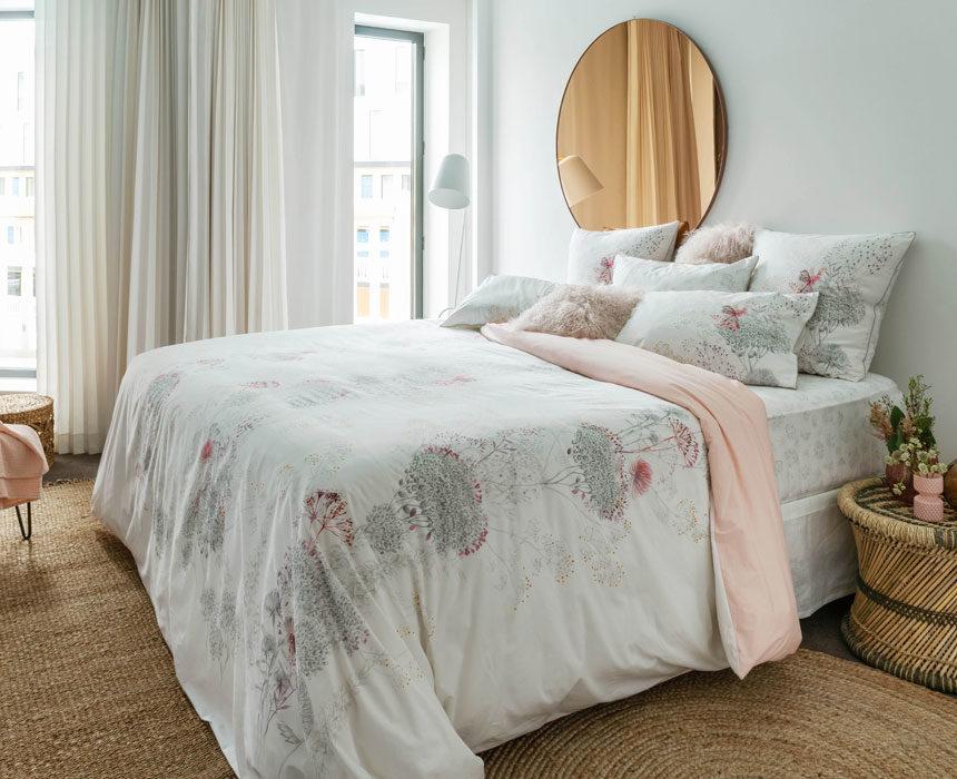 Notre sélection de linge de lit fleuri pour le printemps