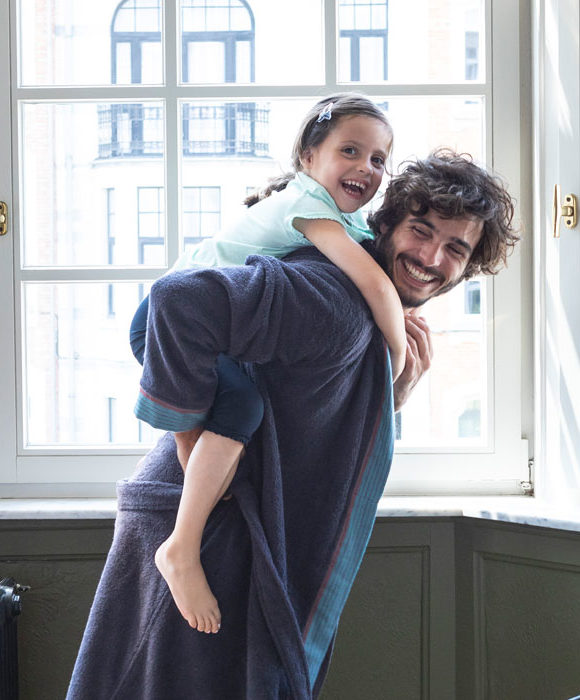 Fête des pères : offrez du linge de maison pour lui dire « je t'aime » !