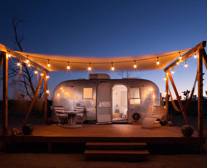 5 Airbnb insolites pour passer une nuit unique