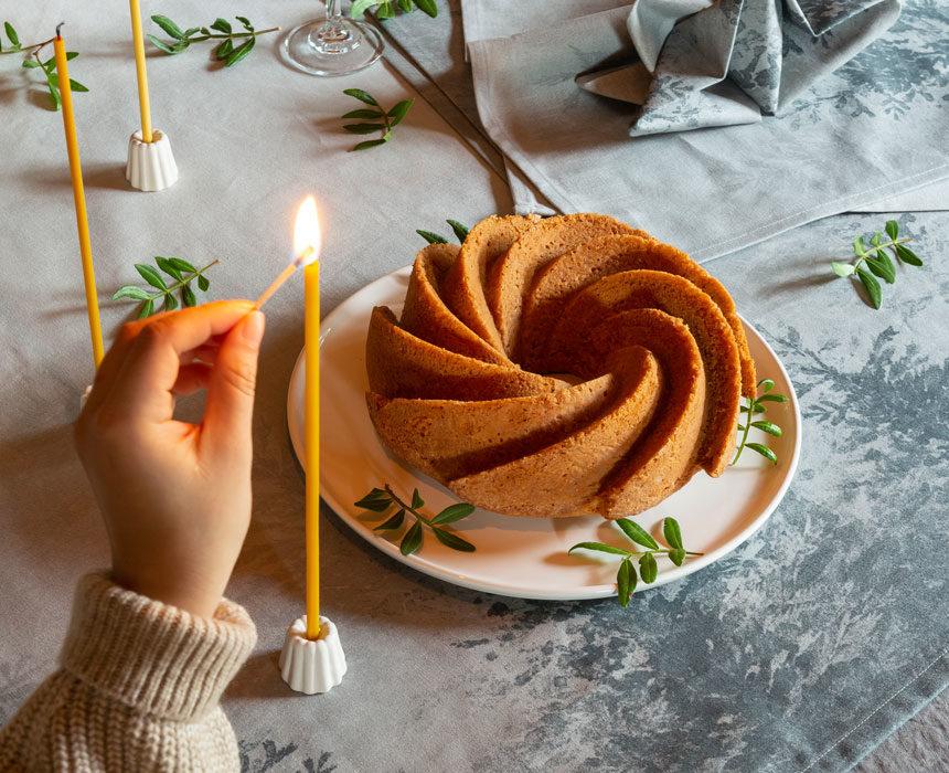 Une jolie nappe pour Noël : réussir la décoration de sa table