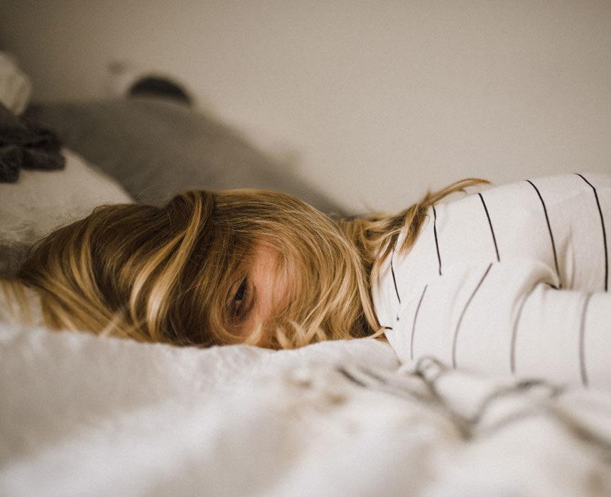 Le top 5 des choses qui vous empêchent de dormir