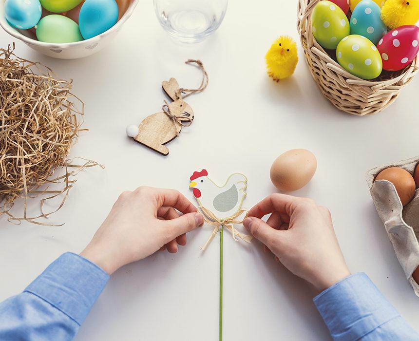 Table de Pâques : nos idées de DIY repérées sur Pinterest