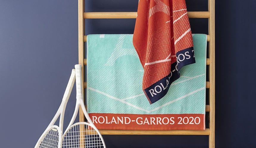 Carré Blanc dévoile la collection Roland-Garros 2020