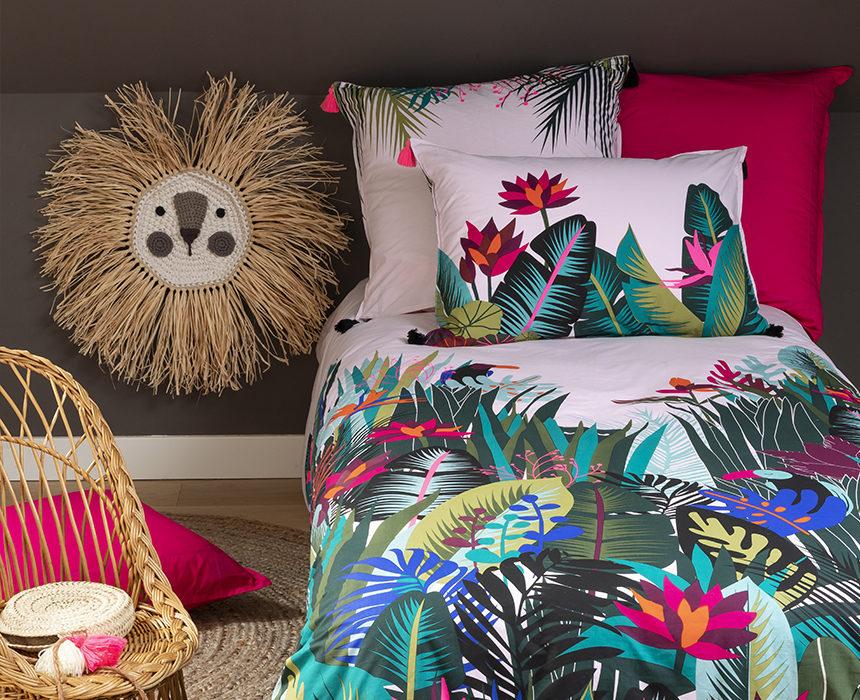 5 éléments indispensables pour une décoration tropicale