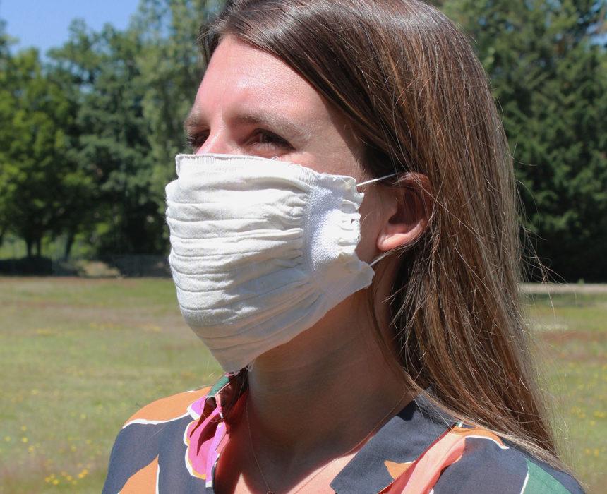 Covid-19 : les initiatives solidaires de Carré Blanc durant la pandémie